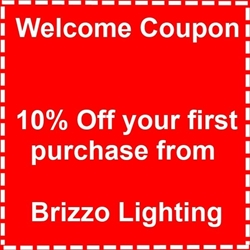 Welcome Coupon. 10% Off Your First Purchase