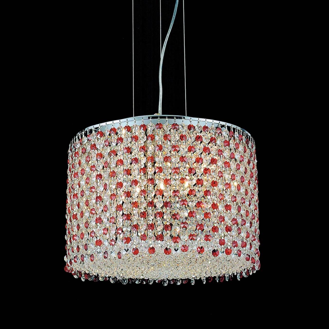 Brizzo lighting stores 16 rainbow modern round crystal chandelier picture of 16 rainbow modern round crystal chandelier polished chrome 12 lights aloadofball Choice Image