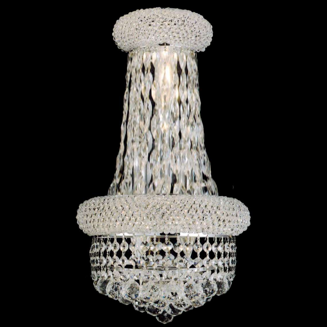 Brizzo lighting stores empire crystal wall sconce chrome gold 4 picture of empire crystal wall sconce chrome gold 4 lights aloadofball Gallery