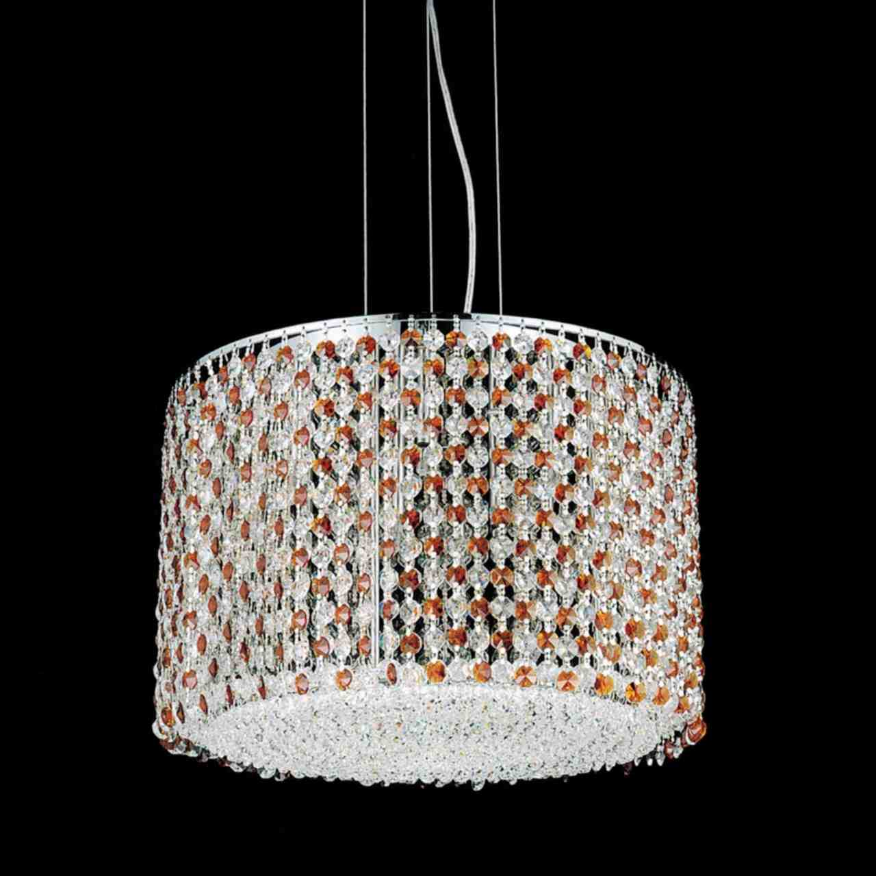 brizzo lighting stores 16 rainbow modern round crystal chandelier