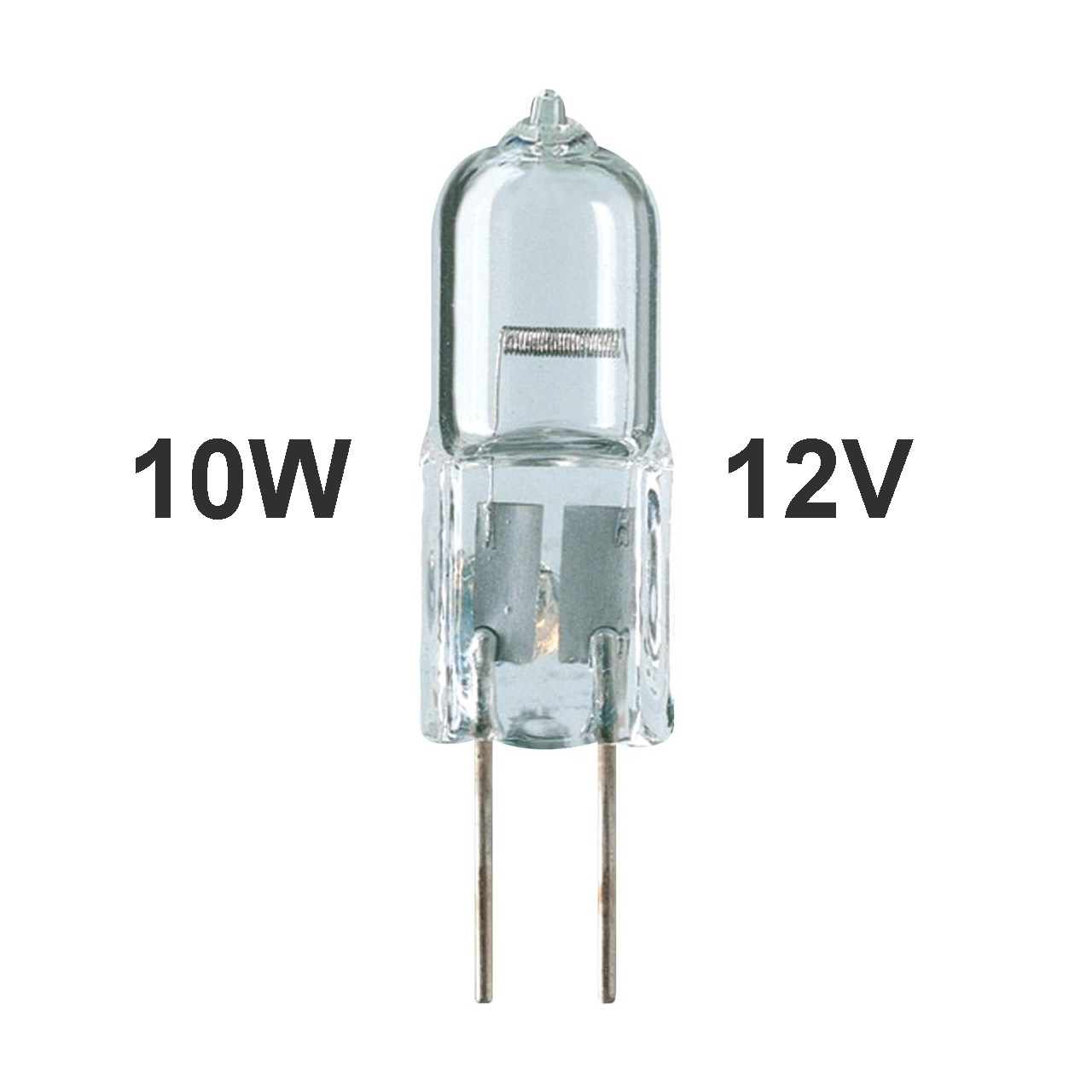 Brizzo Lighting Stores 10w Halogen G4 Bi Pin Bulb 12v Low