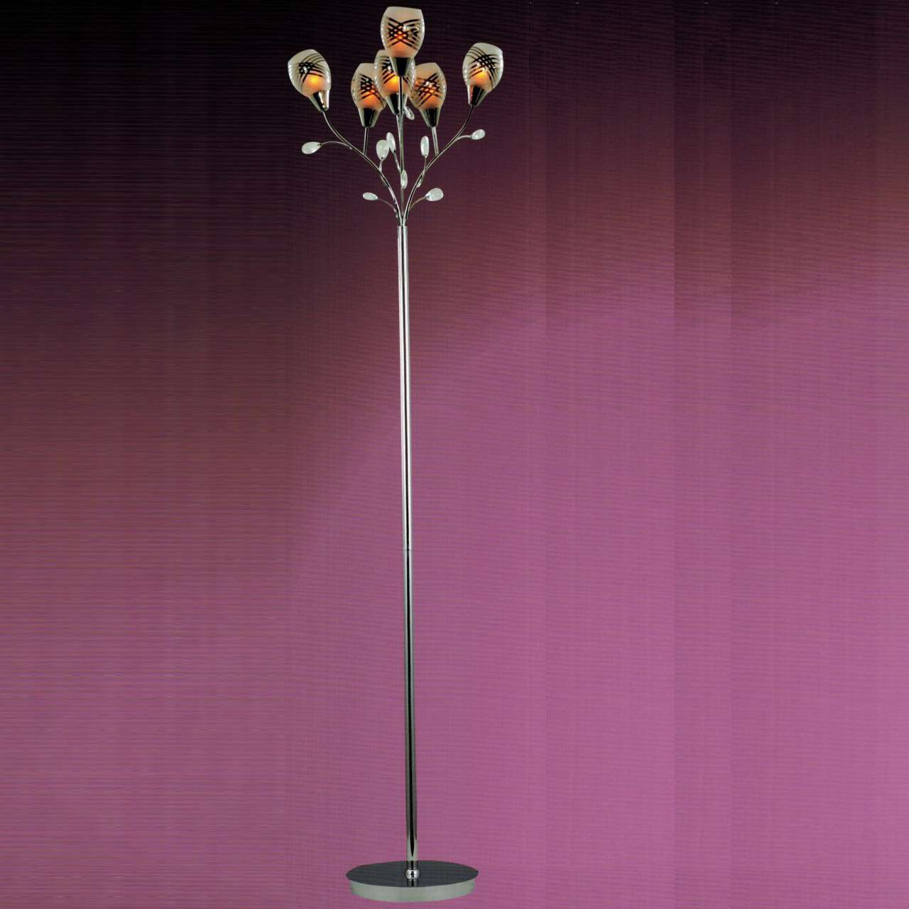 Picture of 22  Quattro Linee Transitional Round Frosted Glass Floor Lamp  with Clear   AmberBrizzo Lighting Stores  22  Quattro Linee Transitional Round  . Quattro Lighting. Home Design Ideas