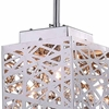 """Picture of 10"""" 1 Light Pendant with Chrome Finish"""