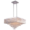 "Picture of 22"" 12 Light Chandelier with Chrome Finish"