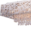 """Picture of 31"""" 12 Light Chandelier with Chrome Finish"""