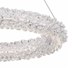 """Picture of 25"""" LED Chandelier with Chrome Finish"""