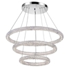 """Picture of 32"""" LED Chandelier with Chrome Finish"""