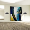 "Picture of 12"" LED Wall Sconce with Black Finish"