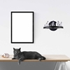 """Picture of 12"""" LED Wall Sconce with Black Finish"""