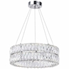 "Picture of 20"" LED Chandelier with Chrome Finish"