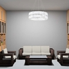 """Picture of 20"""" LED Chandelier with Chrome Finish"""