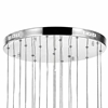 """Picture of 34"""" LED Chandelier with Chrome Finish"""