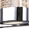 """Picture of 13"""" 2 Light Wall Sconce with Chrome Finish"""