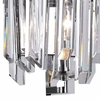"Picture of 10"" 1 Light Wall Sconce with Chrome Finish"