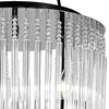 """Picture of 16"""" 3 Light Chandelier with Chocolate Finish"""