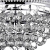 "Picture of 16"" 5 Light Chandelier with Chrome Finish"