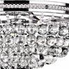 """Picture of 22"""" 9 Light Chandelier with Chrome Finish"""