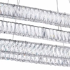 "Picture of 52"" LED Chandelier with Chrome Finish"