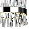 "Picture of 18"" LED Chandelier with Chrome Finish"