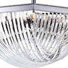 """Picture of 32"""" 12 Light Chandelier with Chrome Finish"""