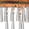 """Picture of 10"""" 1 Light Bathroom Sconce with Chrome finish"""