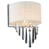 "Picture of 10"" 1 Light Bathroom Sconce with Chrome finish"
