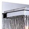 "Picture of 10"" 1 Light Vanity Light with Chrome finish"