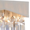"Picture of 10"" 2 Light Wall Sconce with Chrome finish"
