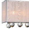 "Picture of 10"" 4 Light Vanity Light with Chrome finish"