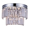 "Picture of 10"" 4 Light Wall Sconce with Chrome finish"