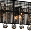 "Picture of 10"" 5 Light Vanity Light with Chrome finish"