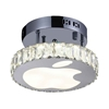 "Picture of 10"" LED  Flush Mount with Chrome finish"