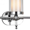 "Picture of 11"" 3 Light Vanity Light with Chrome finish"