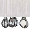 "Picture of 11"" 4 Light Vanity Light with Chrome finish"
