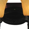 "Picture of 11"" 4 Light Vanity Light with Standard Dark Bronze finish"