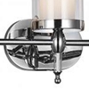 "Picture of 11"" 5 Light Vanity Light with Chrome finish"