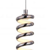 """Picture of 11"""" LED Down Mini Pendant with Chrome finish"""