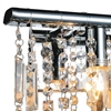 "Picture of 12"" 1 Light Vanity Light with Chrome finish"
