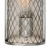 """Picture of 12"""" 1 Light Wall Sconce with Champagne finish"""