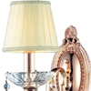 "Picture of 12"" 1 Light Wall Sconce with Rose Gold finish"