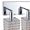 "Picture of 12"" 3 Light Vanity Light with Chrome finish"