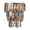 "Picture of 12"" 3 Light Wall Sconce with Champagne finish"