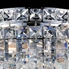 "Picture of 12"" 4 Light  Flush Mount with Chrome finish"