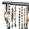 "Picture of 12"" 4 Light Vanity Light with Chrome finish"