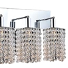"Picture of 12"" 5 Light Vanity Light with Chrome finish"