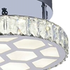 "Picture of 12"" LED  Flush Mount with Chrome finish"
