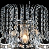 """Picture of 13"""" 3 Light Wall Sconce with Chrome finish"""