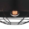 "Picture of 14"" 1 Light Down Mini Pendant with Chocolate finish"