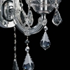"""Picture of 14"""" 1 Light Wall Sconce with Chrome finish"""
