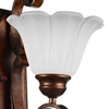 "Picture of 14"" 1 Light Wall Sconce with Antique Gold finish"
